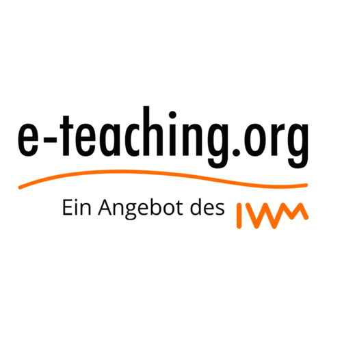 e-teaching Logo